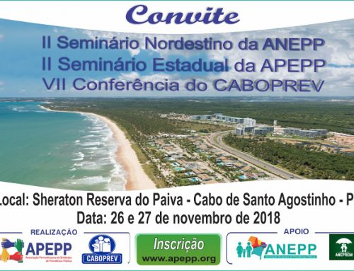 II Seminário Estadual e Nordestino da ANEPP