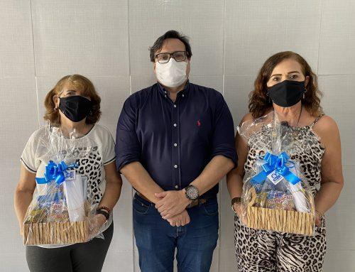 Caboprev realiza entrega de brindes do concurso virtual de São João em casa